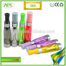 Hot Selling ce4 clearomizer!!! Latest Digital vaporizer pen ce4 atomizer Ego long wick