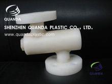 Plastic PVDF thin sheet machinery parts