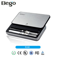 2014 Innovation Double Tank emili Vaporizer Elego EMILI 2014 Best Pen Vaporizer