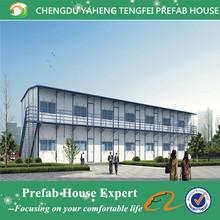 new design cheap prefab steel structure house