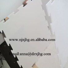 Polyethylene sheet synthetic ice rink UHMWPE hockey factory