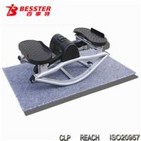 [NEW JS-062]fitness equipment brands leg exercise machine swing stepper