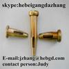 concrete form pin stub pin(al pin) for formwork accessories