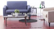 modern recliner 2014 sofa set/Simple l shape luxuty furniture B266