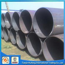 spiral Longitudinal welded steel tube as paint oil