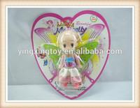 angel 3 inch mini fairy doll
