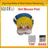 2014 hot sale custom gel cartoon sex photos mouse pad