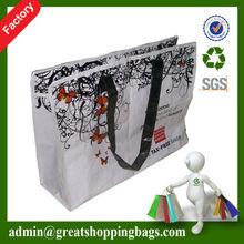 Cartoon laminated pp non woven bag