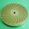 quality supplier diamond tools electroplated granite polishing pads