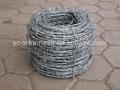 de acero inoxidable alambre de púas revestido del pvc alambre concertina