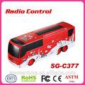 nuevo producto caliente de control remoto stunt autobús con función de rotación de autobús hyundai los precios