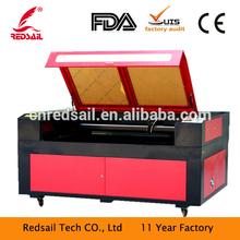 Redsail rubber stamp laser cutting machine, pcb stencil laser cutting machine