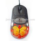 2014 High Quality Drivers Usb Real Bug Series Optical Mouse MB10S07