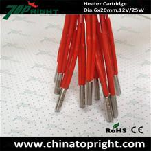 6mm printer resistance heater cartridge