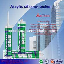Splendor Acetic/actoxy Silicone Sealant manufacturer, splendor pure silicone sealant, rtv silicone sealant high temperature