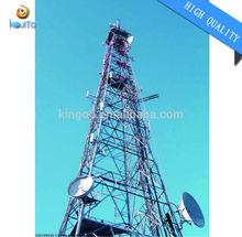 4 Leg Telecommunication Microwave Tower