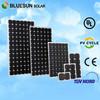 Bluesun high quality popular 240w mono solar pv panel