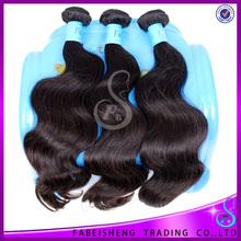 Top virgin brazilian hair 3 bundles mixed length 10---40inch,100% human hair bundles