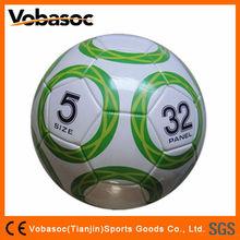 PVC Machine Stitched Football/Soccer Ball