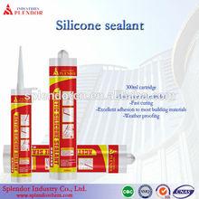 Splendor Acetic/actoxy Silicone Sealant manufacturer, splendor pure silicone sealant, silicone roof sealant