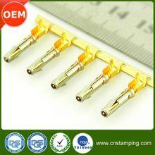 China factory custom copper motor terminal,cheap electric motor terminal,customized motor connector terminal