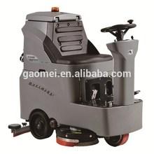 GM-Mini concrete scrubber cleaning machine