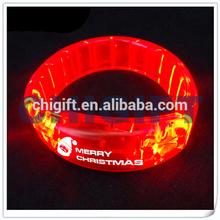 2014 Wedding and Birthday Favors LED Bracelets Supplier