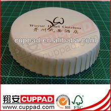 eco-friendly aluminium foil lids factory price