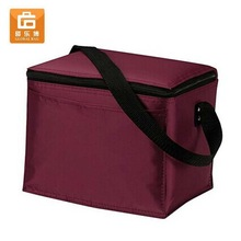 Lunch Time Insulated Cool Bag - School & Work Lunchbag Cooler Bag