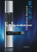 Stainless Steel Access Control Door Biometric Fingerprint Lock