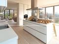 nova chegada especiais de alto brilho para cima armários de cozinha