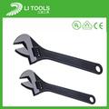aço carbono gancho ajustável chave de boca chave de bicicleta