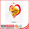 2014 Happy scent,absorbent paper scented tea for car