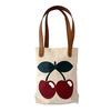 custom stylish tote Eco-friendly cotton canvas bag