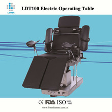 Cheapest!!! gas spring imported LDT100A electronic thorax operating table