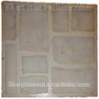 rubber mold for concrete stone