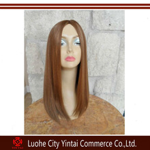 New yaffa kosher blond brown remy hair mono top paradise full lace wig,long kind full lace wig