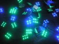 battery operated led lights for clothing