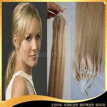 2014Cheap virgin Malaysian/Indian/Peruvian/Brazilian Nano Hair Hot Selling