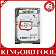 2014 Newest Version B-M-W OPS GT1 Hard Disk DIS V57 SSS V41 Fit IBM T30 for bmw diagnostic software