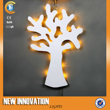 19L Warm White LED Original Wooden Tree Light Aircraft for Sale Scrap