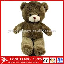 hot selling big plush bear toy professional manufacturer for OEM plush toys bear