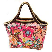 Very Cheap Floral Printed Handbag (BWY054)