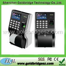 Hottest updated fingerprint reader and time attendance