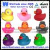 Colorful bath duck/color rubber duck cheap toy