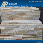 Decorative high quality machine cut stone wall garden cladding
