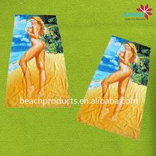 2014 de alimentação popular microfibra imagens de sexo mulheres toalha de praia