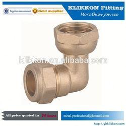 klikkon brass china brass male right angle ball valve