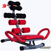 JS-060H healthy COUCH abdominal machine for spring home ab fitness equipment red exercise with TV shopping