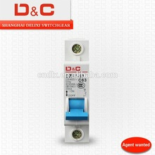 [D&C] shanghai delixi b c d curve circuit breaker